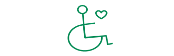 Icon for Disabled Loved One